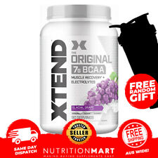 SCIVATION XTEND 90 SERVES BCAA's + ELECTROLYTES - BRANCHED CHAIN AMINO ACIDS + G