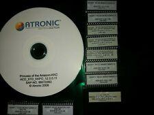 Atronic eMotion Princess of the Amazon-KKC  Software Set W/ Security Box