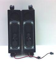 Dynex DX-40L261A12 TV Speakers Set (VIT411-10W8Ω-05RROH, VIT411-10W8Ω-05LROH)