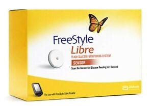 FreeStyle Libre Sensore Abbott monitoraggio glicemia Nuovo. Scadenza Marzo 2022
