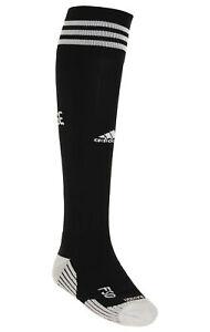 Adidas MLS San Jose Earthquakes Classic Cushioned Soccer Socks, Black/White
