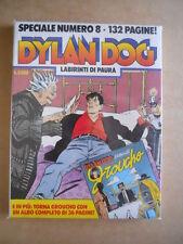 DYLAN DOG Speciale n°8 con albetto allegato Edizione Bonelli    [G364]