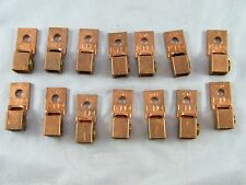 LOT OF 14 NEW SQUARE D  KT  SINGLE TERMINAL SCREW TYPE LUG CONNECTOR 0-14 COPPER