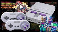 Super Nintendo Classic Mini Edition SNES System - 530+ Games! NES! BRAND NEW!!!!
