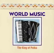 Various Artists : King of Polka CD***NEW***