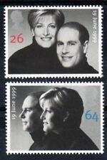 Great Britain 1999 Royal Wedding   postfris/MNH