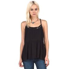 NEW VOLCOM SURF ONE DAY TANK TOP LOSE FIT CAMI SHIRT SMALL 23-5