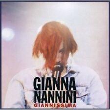 Gianna Nannini Giannissima (live, 1991) [CD]