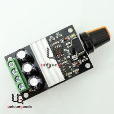 DC 6V 12V 24V 28V 3A PWM Motor Fan Speed Controller Control Regulator Switch
