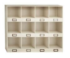 Off-White Classroom Office Organizer Hotel Key Wood Wall Shelf Home Decor