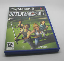 Outlaw golf  SONY PS2 PLAY STATION