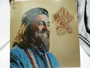 """WILLIE NELSON """"The Sound in Your Mind"""" LP Columbia KC 34092 Vinyl 1976 VG+ c VG+"""