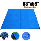 Outdoor Sunshade Beach Camping Tent Waterproof Ground Cloth Moisture-proof Mat