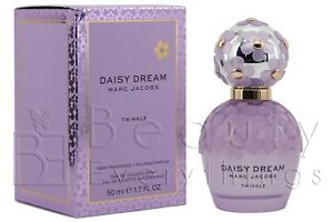 Marc Jacobs Daisy Dream Twinkle 1.7oz / 50ml EDT Spray NIB Sealed For Women