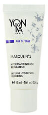 Yonka New Box Masque Mask N1 Hydrating 15ml Travel Size  BRAND NEW