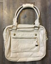 Marc By Marc Jacobs - Off White Leather Tote  - Handbag Purse - Nice