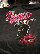 Lootcrate Men's Unisex The Walking Dead T-Shirt XL Negen AMC