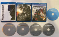 Transformers Trilogy Collection (Bluray) [BUY 2 GET 1]