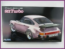 PORSCHE 911 TURBO KIT FUJIMI scala 1:24 OVP NUOVO