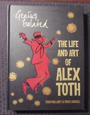 2011 Genius Isolated Life And Art of ALEX TOTH by Dean Mullaney HC IDW NM