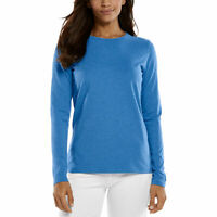 Coolibar UPF 50+ Women's Morada Everyday Long Sleeve T-Shirt