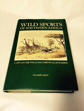 Captain Harris Wild Sports Southern African South Africa Game Hunting Hunt Lions