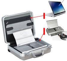 Mobile Printer canon IP100 + Very Nicer Suitcase Attache Case Top Condition CC11