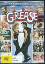 Grease DVD - 30TH Edition (Pal, 2007, 2-Disc Set) BRAND NEW & SEALED - Free Post