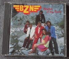 BZN, rhythm of my heart, CD