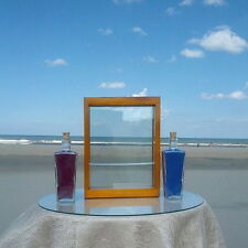 FOREVER FRAME Sand Unity Ceremony Frame, 2 Bags Of Sand, And An Engraved Plaque