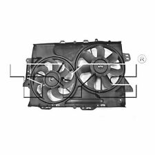 Radiator and Condenser Fan For 2008-2009 Chevrolet Equinox/Pontiac Torrent 3.4L