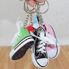 Mini Canvas Schuhe Hi Top Sneaker Geldbörse Schlüsselkette  Kreative Geschenke