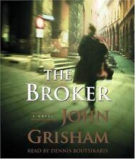 John Grisham: The Broker by John Grisham (2005, CD, Abridged) NEW Free Shipping