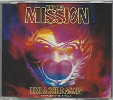 THE MISSION / LIKE A CHILD AGAIN * MAXI-CD *