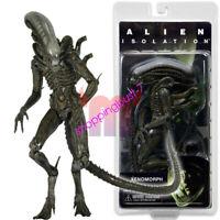 "NECA Isolation Warrior Alien Xenomorph 7"" Action Figure Aliens Series 6 1:12 New"