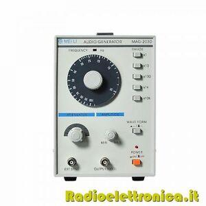 MAG-203D Générateur De Signaux Son Audio