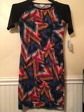 LuLaRoe Julia Dress NWT - S