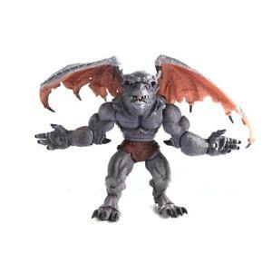 "Toy Biz Marvel Legends Dragon Man Fantastic Four 8"" Loose Action Figure Rare"