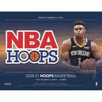 20 21 Panini Hoops Basketball Hobby Box factory sealed box-pre sale