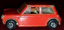 Vintage MATCHBOX  Racing Mini 1970 LESNEY  Made in ENGLAND SERIES NO 29