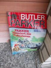 Butler Parker, Heft Nr. 531: Parker blamiert die Todesboten