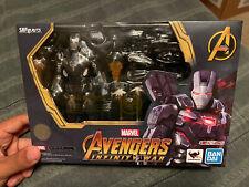 War Machine Mark 4 SH Figuarts Infinity War Avengers Marvel Iron Man