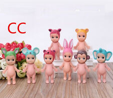 8PCS lot Sonny Angel Mini Figure baby doll Animal toys collection Kids