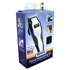 WAHL 9298-500 8-Piece Home PRO Haircutting Mini Clipper Kit Factory Refurbished