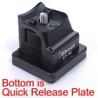 Neu Ersatz Base Stand Fuß für Canon EF-EOS M Kamera Objektiv Mount Adapter Ring