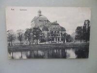 Ansichtskarte Kiel Stadttheater um 1910??