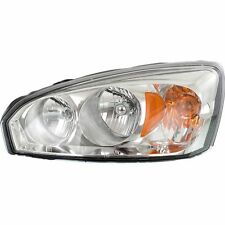 Headlight For 2004-2008 Chevrolet Malibu Driver Side w/ bulb