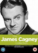 The James Cagney Collection 4 DVD (uk) Crime Drama Movie Region 2