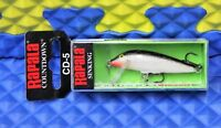 Rapala Sinking CountDown Fishing Lures CD05 Series CHOOSE Your Color!