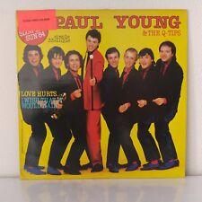 "Paul Young – Love Hurts/I Wish That It Would Rain (Vinyl, 12"", MAXI 33 TOURS)"